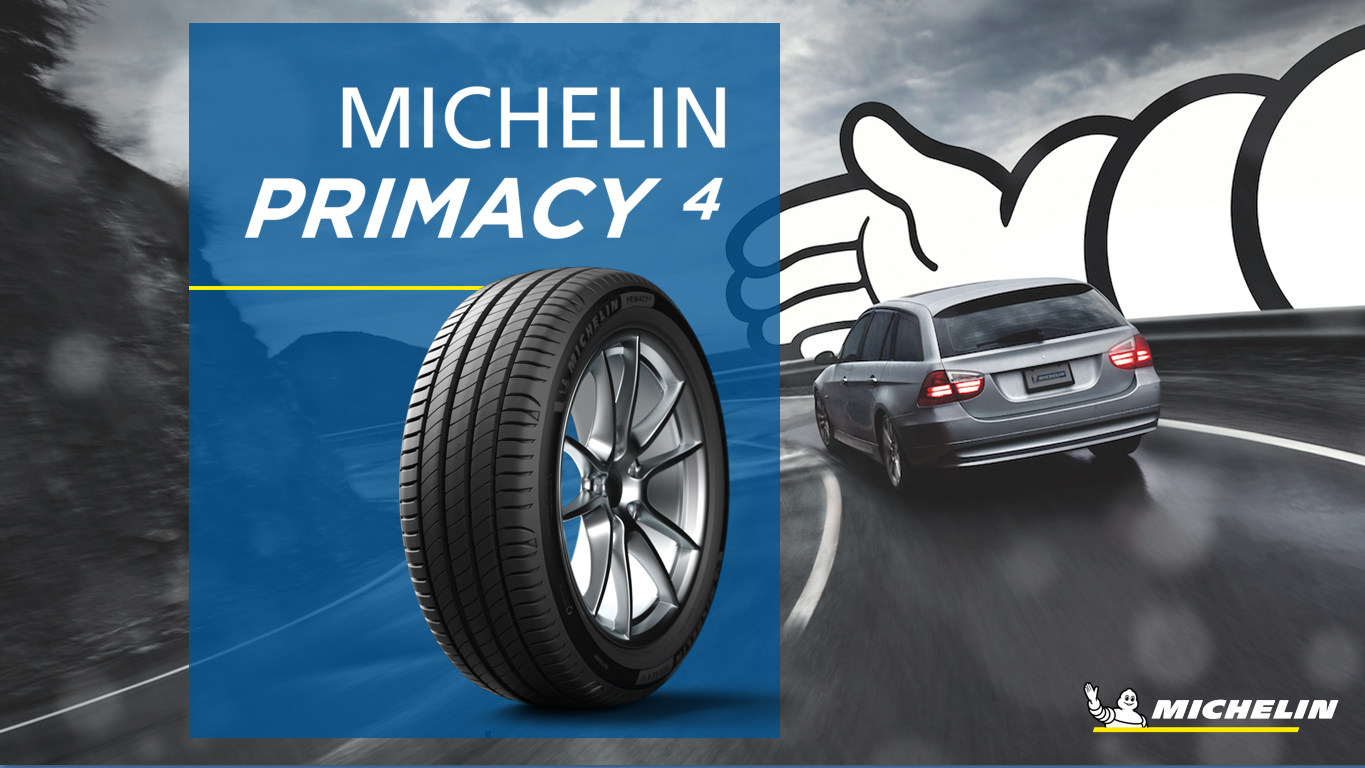 MICHELIN Primacy 4 PUB