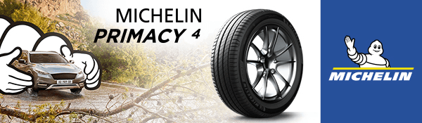 MICHELIN PRIMACY 4 PUB 1